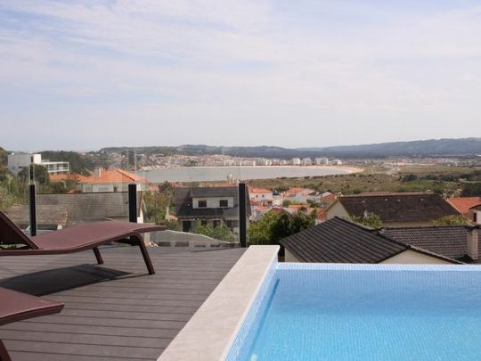 For rent in Salir do Porto Villa